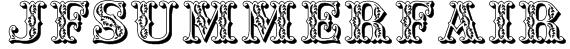 JFSummerFair Font