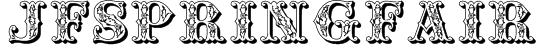 JFSpringFair Font