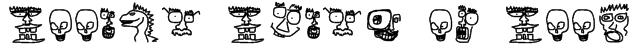 Doodle Dudes of Doom Font