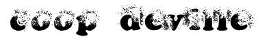 coop deville Font