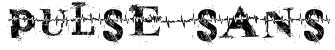 pulse sans Font