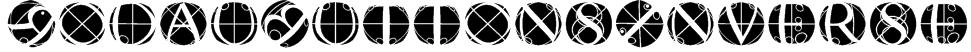 RodauButtonsInverse Font