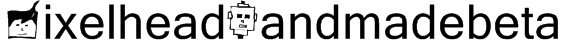 PixelheadHandmadebeta Font