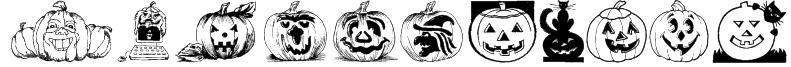 Punkins Font