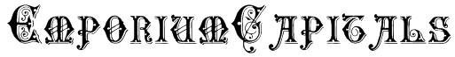 EmporiumCapitals Font