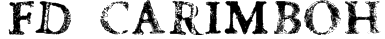 fd carimboh Font
