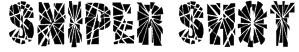 SNIPER SHOT Font