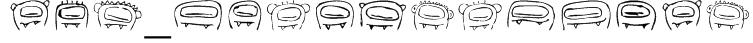 RvD_THUMBSUCKERS Font
