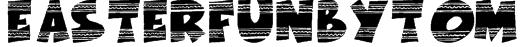 EasterFunbyTom Font