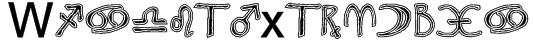 Widget ExtraBold Font