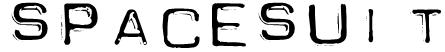 Spacesuit Font