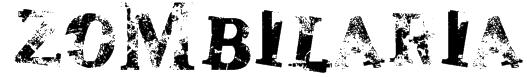 zombilaria Font