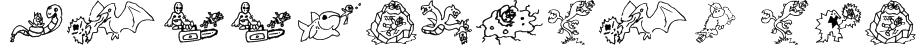 KillMeCraig AOE Font