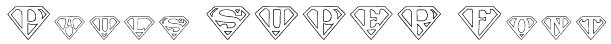 Pauls SUPER Font Font
