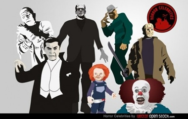 character,clown,creative,design,download,elements,graphic,illustrator,new,original,vector,web,detailed,interface,mummy,dracula,frankenstein,jason,horror,unique,vectors,actors,quality,celebrity,stylish,fresh,high quality,ui elements,hires,chuckie,freddy krueger vector