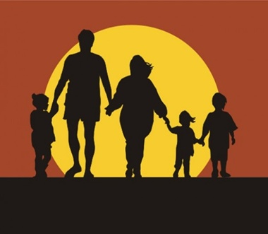 creative,design,download,elements,eps,family,graphic,illustrator,new,original,vector,web,cdr,detailed,interface,unique,vectors,sunset,quality,stylish,fresh,high quality,ui elements,hires,family silhouette,holding hands,kids silhouette,mom and dad silhouette,toger vector