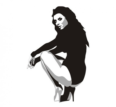 creative,design,download,elements,eps,graphic,illustrator,new,original,vector,web,cdr,detailed,interface,silhouette,unique,vectors,quality,stylish,fresh,high quality,ui elements,hires,girl silhouette,sexy woman silhouette,woman silhouette vector