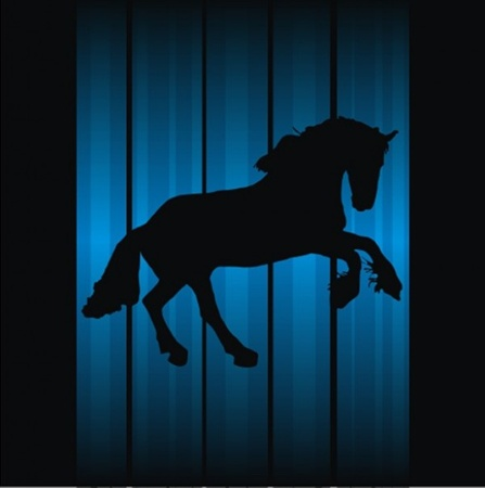 blue,creative,design,download,elements,graphic,horse,illustrator,new,original,vector,web,background,detailed,interface,silhouette,unique,vectors,quality,stylish,striped,fresh,high quality,ui elements,hires,blue vertical lines background,horse silhouette,rearing horse silhouette vector