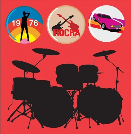 creative,design,download,elements,graphic,illustrator,new,original,vector,web,buttons,detailed,interface,retro,unique,vectors,quality,drums,stylish,fresh,high quality,ui elements,hires,electric guitar,1976,drums set,round buttons,silhouette drums,sports car vector