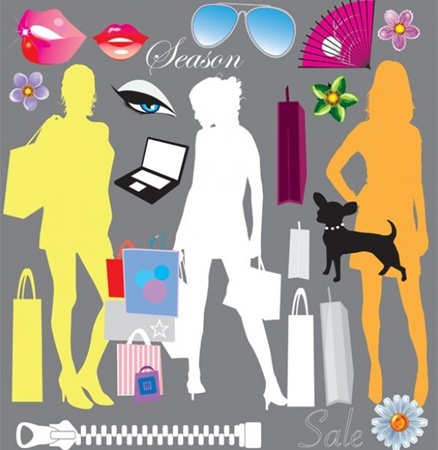 creative,design,download,elements,graphic,illustrator,new,original,set,vector,web,dog,flowers,sunglasses,detailed,interface,eyes,silhouette,unique,fan,vectors,lips,quality,stylish,zipper,fresh,high quality,ui elements,hires,shopping bags,ladies shopping,shopping elements,shopping women vector