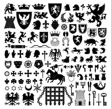 creative,design,download,elements,eps,graphic,illustrator,new,original,pack,set,shapes,vector,web,detailed,interface,sword,silhouette,unique,vectors,wings,quality,axe,horses,stylish,collection,shields,fresh,emblems,high quality,ui elements,heraldry,hires,castles,crowns,dragons,heraldic,heraldry elements,unicorn vector