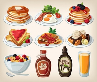 breakfast,creative,design,download,elements,eps,graphic,illustrator,new,original,set,vector,web,detailed,interface,unique,vectors,plate,quality,juice,syrup,pancakes,stylish,cereal,fresh,high quality,ui elements,hires,bacon and eggs,cartoon breakfast,crepes,waffles vector