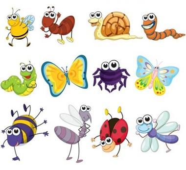 creative,design,download,elements,graphic,illustrator,ladybug,new,original,set,vector,web,insect,butterfly,detailed,cartoon,interface,unique,vectors,spider,wasp,quality,stylish,caterpillar,snail,fresh,high quality,ui elements,hires,bees,vector insects vector
