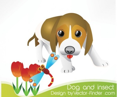 creative,download,flower,illustration,illustrator,original,pack,photoshop,vector,insect,pup,modern,unique,vectors,quality,puppy,fresh,high quality,vector graphic,dragonfly,beagle,curious,tulips vector