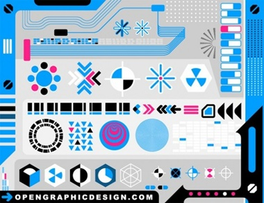 circle,creative,design,download,elements,eps,graphic,illustrator,new,original,pack,set,vector,web,detailed,interface,tech,unique,electronic,vectors,quality,technology,stylish,hexagon,fresh,high quality,ui elements,dotted,hires,design elements,circuit board,high tech vector