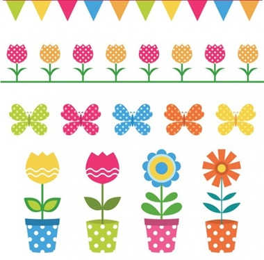 creative,design,download,elements,eps,garden,graphic,illustrator,new,original,set,vector,web,flowers,detailed,interface,floral,unique,flags,vectors,spring,plants,quality,butterflies,stylish,fresh,high quality,ui elements,dotted,hires,floral elements,plant pots vector