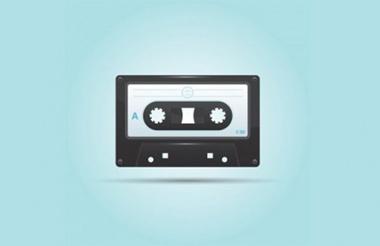 creative,design,download,elements,graphic,illustrator,new,original,vector,web,detailed,interface,retro,unique,vectors,quality,cassette,stylish,fresh,high quality,ui elements,hires,realistic,cassette tape,realistic cassette tape vector