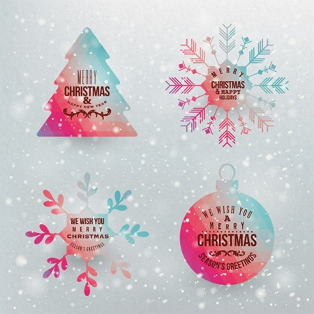 ball,set,tree,vector,christmas,background,ornament,vectors,snowy,snowflakes vector