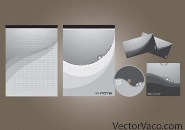business,card,letters,office,paper,template,background,identity,corporate,vectors,stationery vector