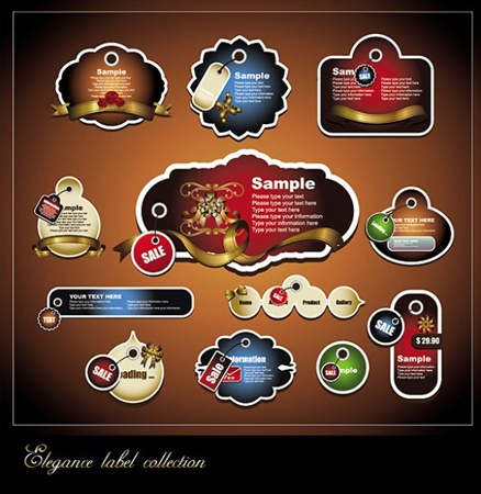 tag,vector,royal,discount,vectors,stickers,luxury,photoshop resources,price tag,bie psd source,luxary vector