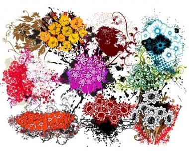 creative,design,download,graphic,grunge,illustrator,original,vector,web,bouquet,flowers,floral,unique,vectors,quality,stylish,fresh,high quality,grungy,floral bouquet vector