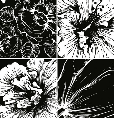 creative,design,download,drawing,flower,graphic,illustrator,original,vector,web,background,unique,vectors,quality,stylish,fresh,high quality,black and white flower,black line,vector flower vector