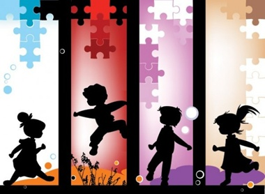 child,creative,design,download,elements,graphic,illustrator,new,original,vector,web,detailed,interface,silhouette,unique,vectors,quality,children,stylish,fresh,high quality,ui elements,hires,child playing,child running,child silhouette,children silhouette,jigsaw puzzle,puzzle background vector