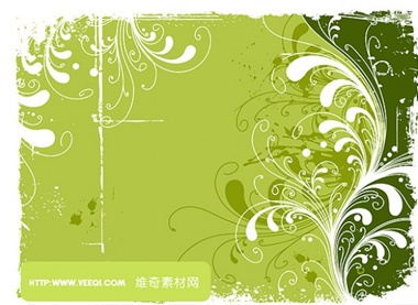 flower,green,photoshop,psd,flowers,vectors,summer,spring,patterns,swirls,flora,bies,florish,flourish vector