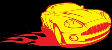 car,cool,illustrator,photoshop,red,vector,flame,burning,vectors,aston,martin,sexy,wild,awesome,attractive,aston martin,vector source,xooplate vector