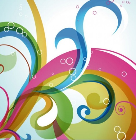 blue,creative,design,digital,eps,graphic,green,orange,palette,photoshop,psd,red,vector,yellow,curve,flow,abstract,colorful,decoration,vectors,tentacles,futuristic,decorative,swirl,rainbow colors vector