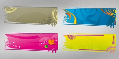 blue,button,psd,red,vector,yellow,vectors,banner,grey pink,rich background vector