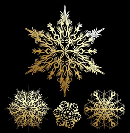creative,design,download,elements,gold,graphic,illustrator,new,original,snow,vector,web,snowflake,detailed,interface,unique,vectors,quality,stylish,fresh,high quality,ui elements,intricate,lace,hires,detailed snowflake,gold leaf vector