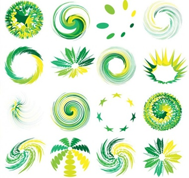 circle,eps,graphic,green,illustrator,logo,photoshop,psd,vector,round,objects,abstract,vectors,swirl,ecofriendly vector