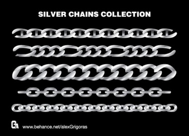 chain,creative,download,illustration,illustrator,original,pack,photoshop,silver,vector,links,modern,unique,vectors,quality,fresh,high quality,vector graphic,silver chain vector