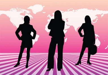 business,creative,design,download,eps,graphic,illustrator,original,pink,vector,web,background,silhouette,unique,lines,vectors,women,rays,quality,stylish,fresh,radiant,high quality,businesswomen,radial,world map vector
