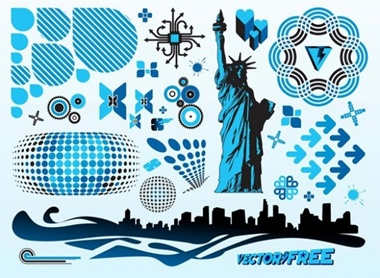 creative,design,download,elements,eps,graphic,illustrator,jpg,new,original,pack,set,shapes,vector,web,detailed,interface,silhouette,unique,vectors,quality,stylish,fresh,high quality,ui elements,hires,statue of liberty,city skyline vector