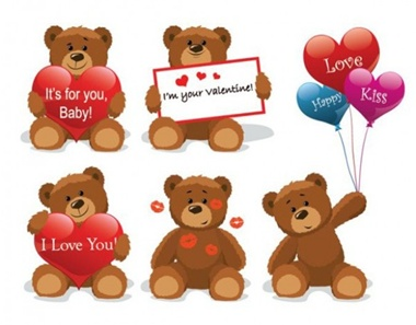 creative,design,download,graphic,illustrator,love,original,red,vector,web,balloons,hearts,valentines,unique,vectors,quality,stylish,fresh,high quality,teddy bear,kisses vector