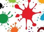 Paint Splatters Splats & Spills Vector Set