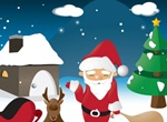 Christmas Holiday Vector Illustration