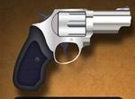 Vector Pistol Hand Gun Illustration